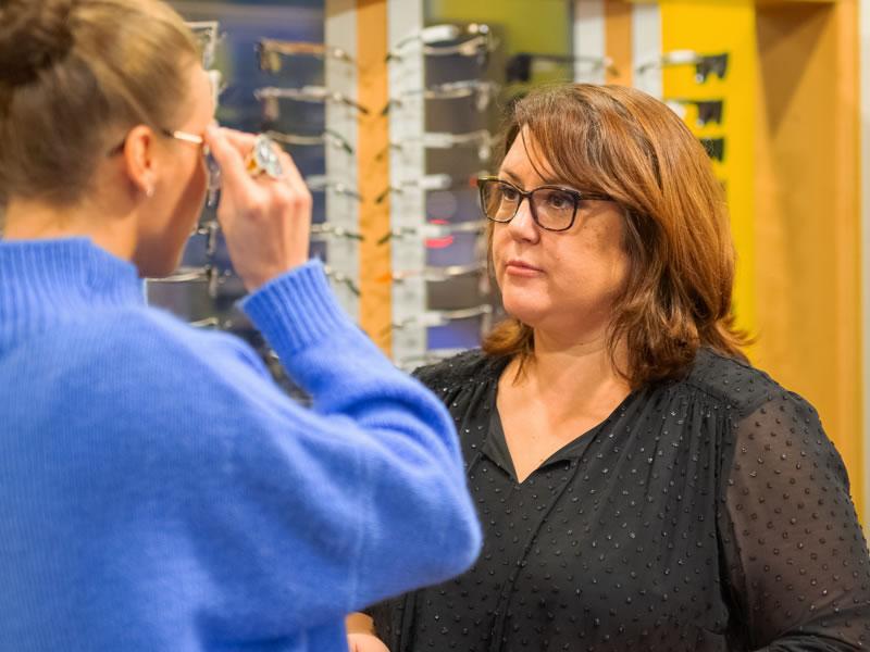 Manja Sevljak Optometrist