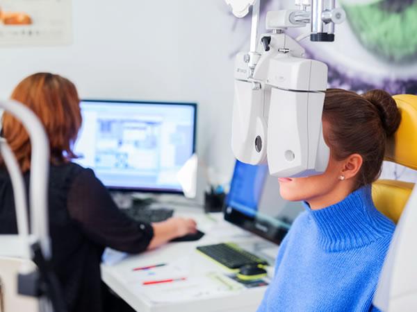 Optometristični pregled
