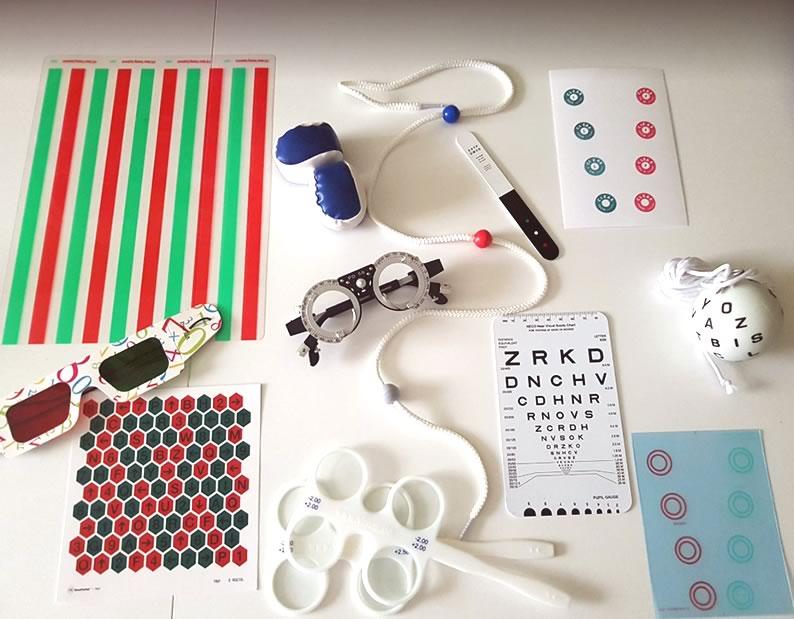 Vision Therapy Optometrija in Optika Manja